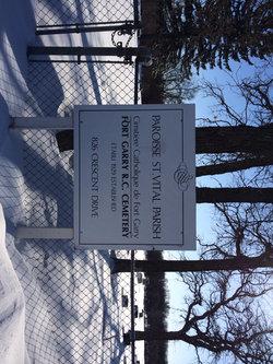 Fort Garry Roman Catholic Cemetery