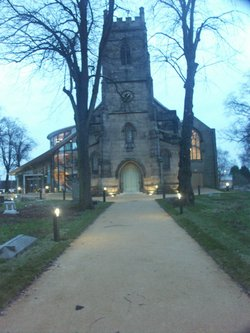 Erdington, St Barnabas  Churchyard