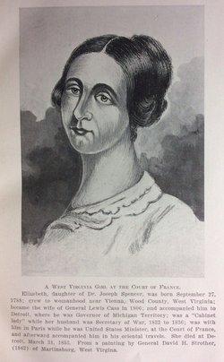 Eliza Spencer Cass