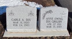 Anella Anne <i>Ewing</i> Grigsby