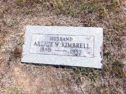 Archie Wilson Kimbrell