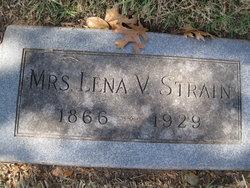 Lena H. <i>Vaughan</i> Strain