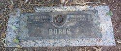 Vernon Ovis Burge