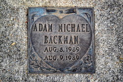 Adam Michael Backman