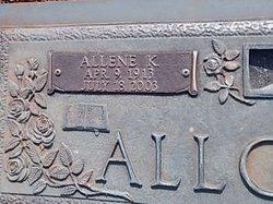 Allene <i>King</i> Allgood