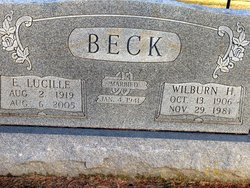 E. Lucille Beck