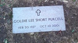 Goldie Lee <i>Short</i> Purcell