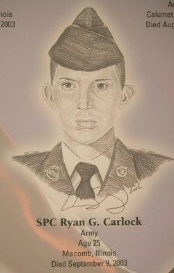 Spec Ryan Gene Carlock