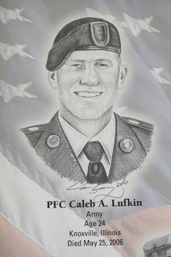 PFC Caleb Lufkin