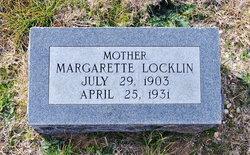 Eva Margarette <i>Bonds</i> Locklin