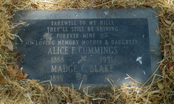 Alice Frances <i>Stone</i> Cummings