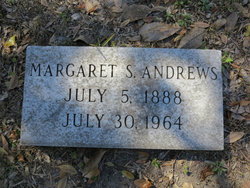 Margaret <i>Spears</i> Andrews