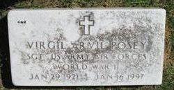 Virgil Arvel Posey