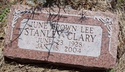 June Loven <i>Brown</i> Clary