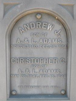 Christopher C. Adams
