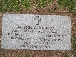Capt Dayton Charles Sheridan