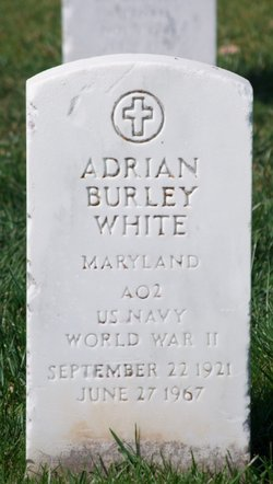 Adrian Burley White