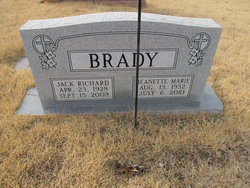 Jack Richard Brady