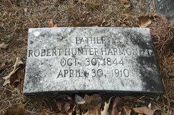 Dr Robert Hunter Harmon