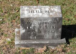 M. L. Little Red Hodgin