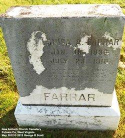 Louisa A. Farrar