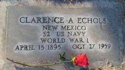 Clarence Abner Echols