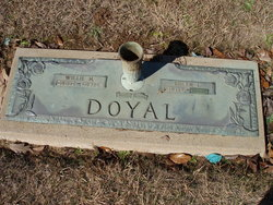 Willie Madison Doyal