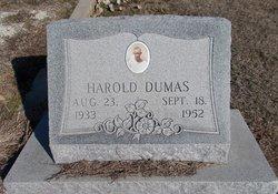 Harold Dumas