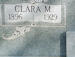 Clara M. <i>Burns</i> Fleenor