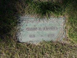 Caroline Aprilla <i>King</i> Mayfield