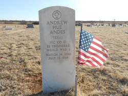 Andrew Hue Andes