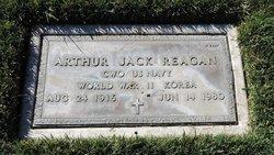 Arthur J Reagan