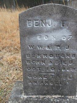 Benj. F Burroughs