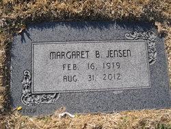 Margaret Berniece <i>Tomlinson</i> Jensen