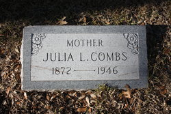 Julia Louise Grand <i>Massman</i> Combs