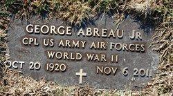 George Abreau, Jr