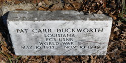 Patrick Carr Duckworth