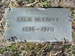 Ercie Rainey <i>Mosley</i> McCarty