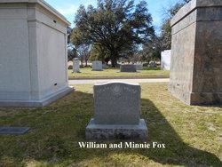 William Roscoe Hodgson Fox