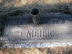 Doris Ione <i>Davis</i> Meier