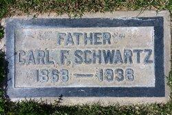 Carl F Schwartz