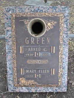 Abner Clifton A.C. Green, Jr