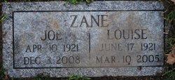 Louise <i>Hollingsworth</i> Zane