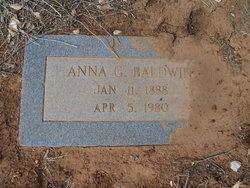 Anna Godfrey Baldwin