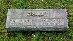 William Henry Abeler
