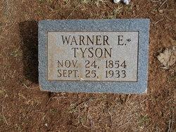 Warner Eugene Tyson