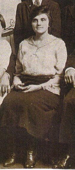 Marie Louise <i>Caron</i> Dubois
