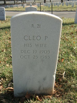 Cleo P Taylor