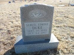 Samuel Edmond Duke