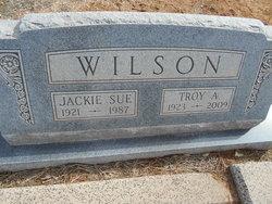 Troy Alton Wilson, Sr